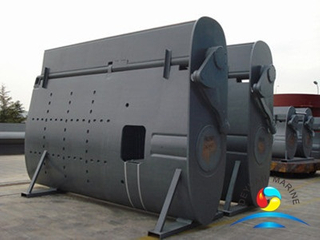 High Effective Forged steel Marine Rudder With Different Marine Certificate