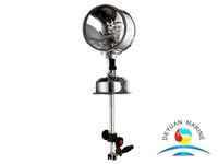 TG10 450W Copper Marine Searchlight 24V with Enclosed Halogen Lamp
