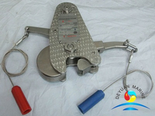33KN Rescue Boat Dual Purpose Release Hook